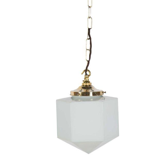 Art Deco Opaline Light LC3554460