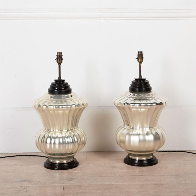 Silvered Glass Lamps LT2161083