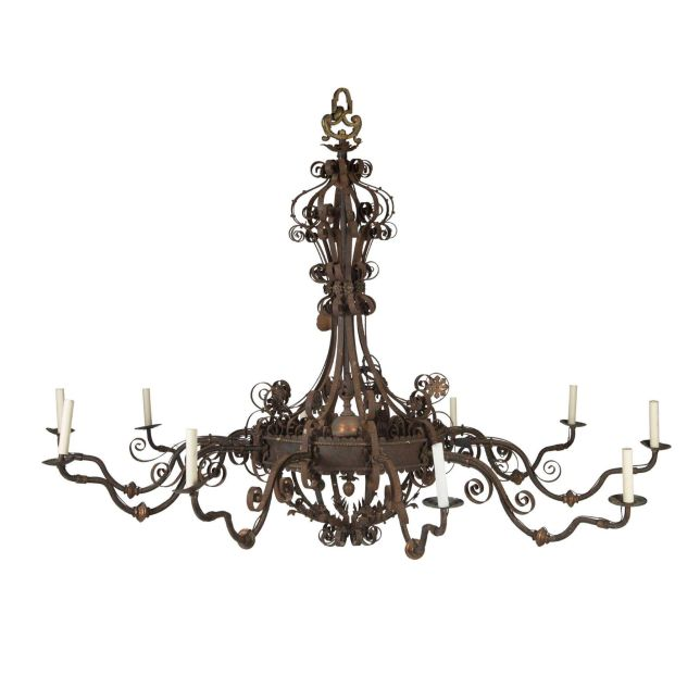 Milanese Chandelier LC5456690