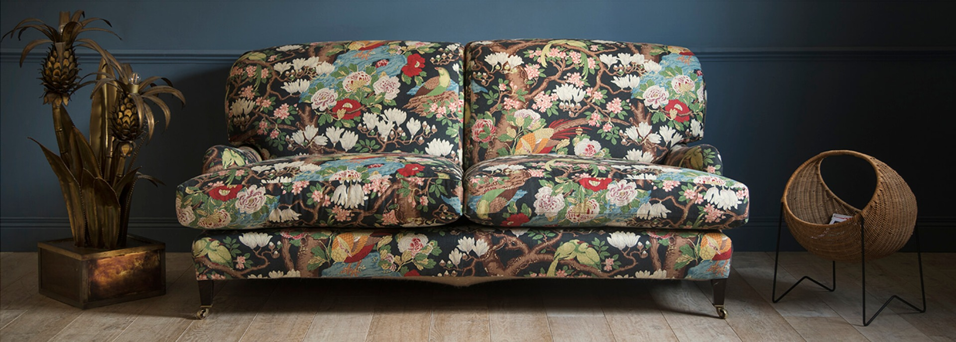 Lorfords Created Bespoke Traditional British Upholstery
