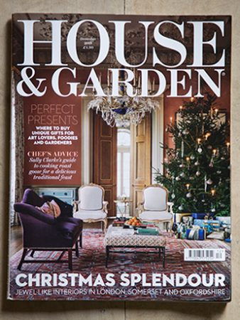 House & Garden December 2018