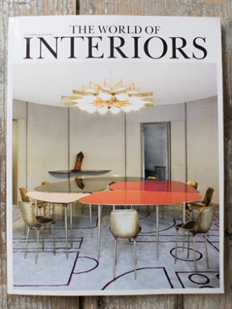 World of Interiors October 2018