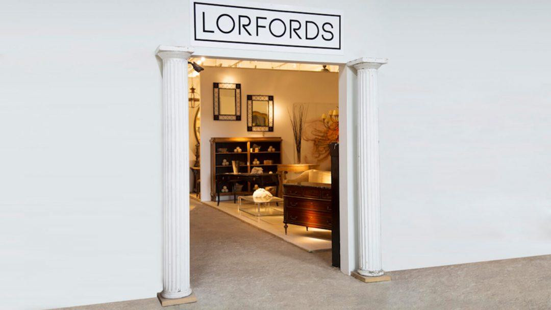Lorfords hangar