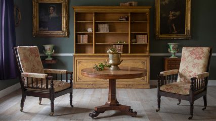 Spotlight on: Regency furniture