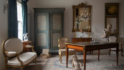 Spotlight on: Louis XVI furniture