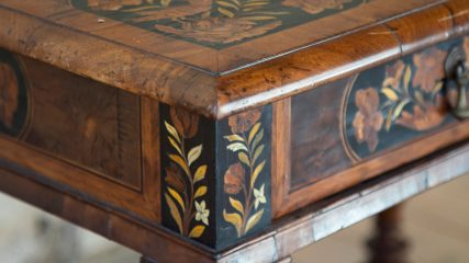 Up Close: Marquetry