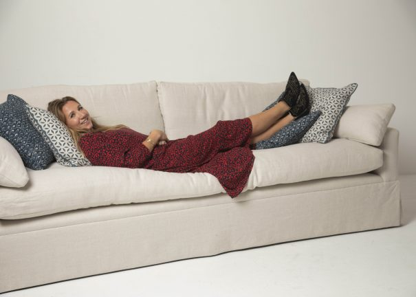 Emma Pocock, one half of interior design duo Turner Pocock