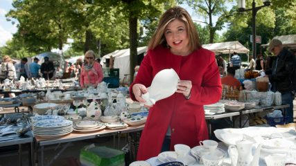 Q&A: Toma Clark-Haines, The Antiques Diva