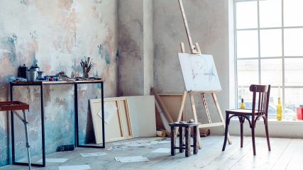 Collecting: antique and vintage easels
