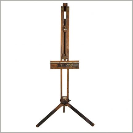Easel made by Winsor & Newton.