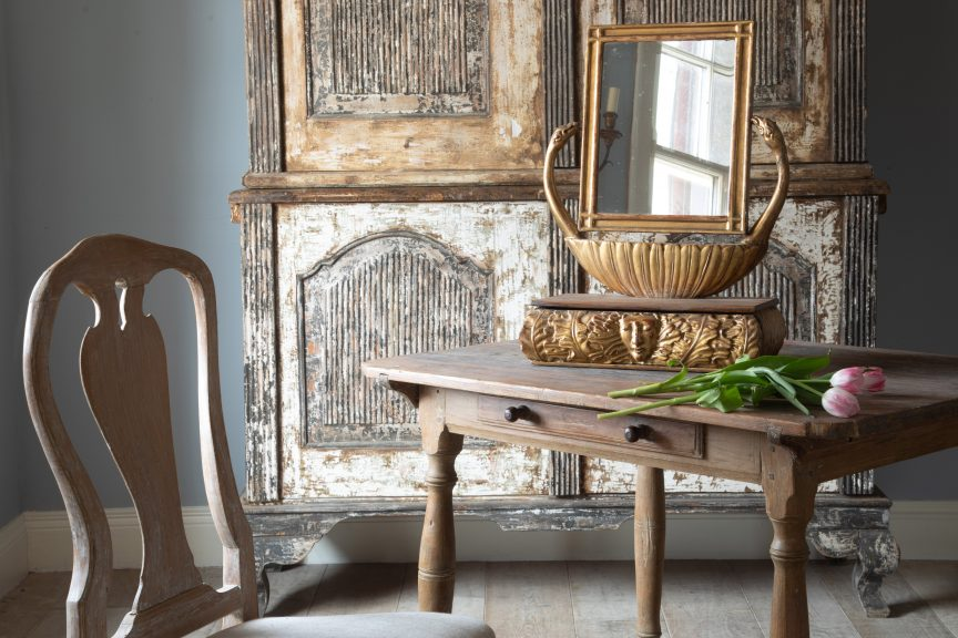Swedish rococo antiques
