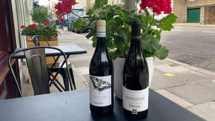 August's wine pairing from Andrea at Last Drop Wines