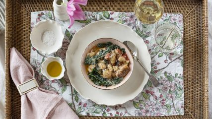 Ribollita: Tuscan bread soup