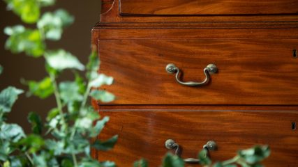 In defence of 'brown' furniture