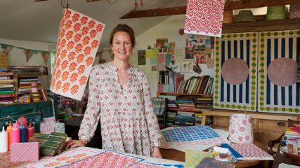 Q&A: Molly Mahon, Textile Designer
