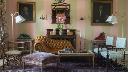 Sustainable antiques for soulful homes